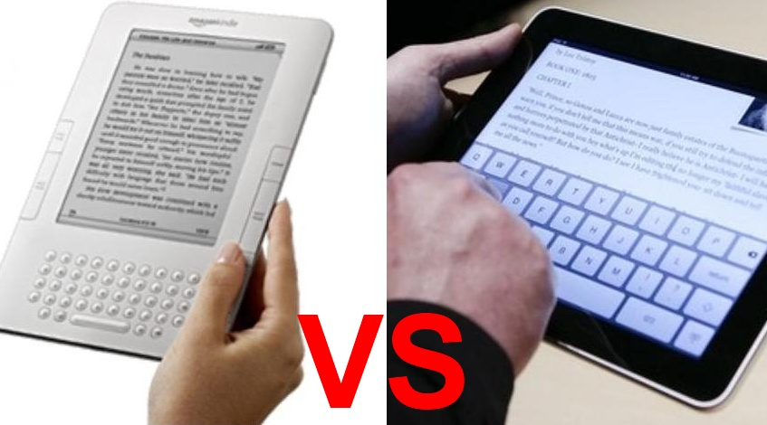Ebook Readers Vs Ipad For Education Educational