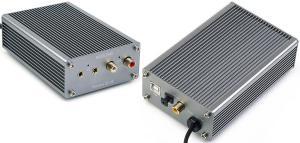 2 storage devices? maybe loudspeakers