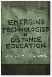 Cover of Emerging Technologies in Distance Education, ed. by George Veletsianos