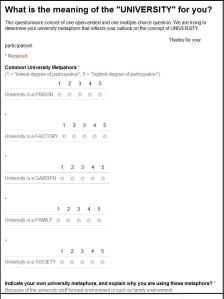 screenshot of the survey, linked to the survey itself