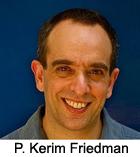 P Kerim Friedman 140