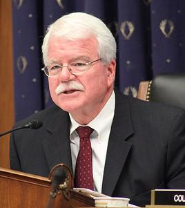 Congressman George Miller, senior Democrat of the House Education and Workforce Committee and chairman of the Democratic Policy Committee.