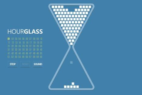 Figure 3 - Hourglass Timer