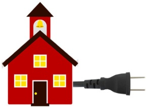 Little Red School House Plugged