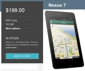 Nexus 7 (Android).