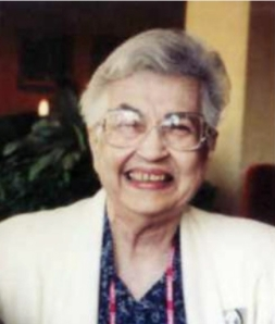 Dr. Margaret S. Withrow, author of Auditorily Augmented Interactive Three-dimensional Television as an Aid to Language Learning Among Deaf and Hearing Impaired Children: Final Report (1980), is buried at Arlington National Cemetery.