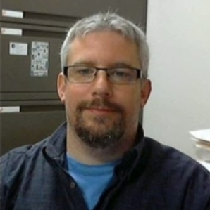 Dr. Colin Montpetit, Assistant Professor of Science Education at the University of Ottawa