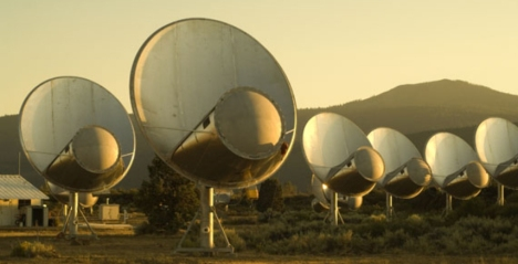 The Allen Telescope Array (ATA).