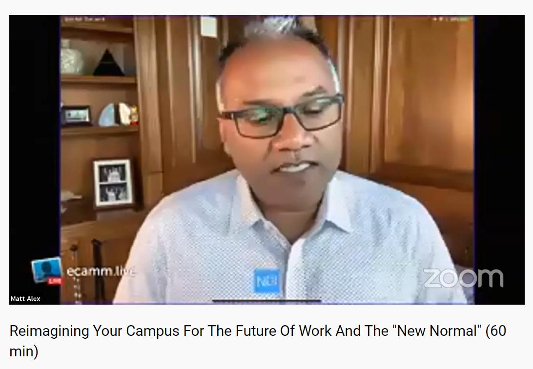 Reimagining Your Campus 051220